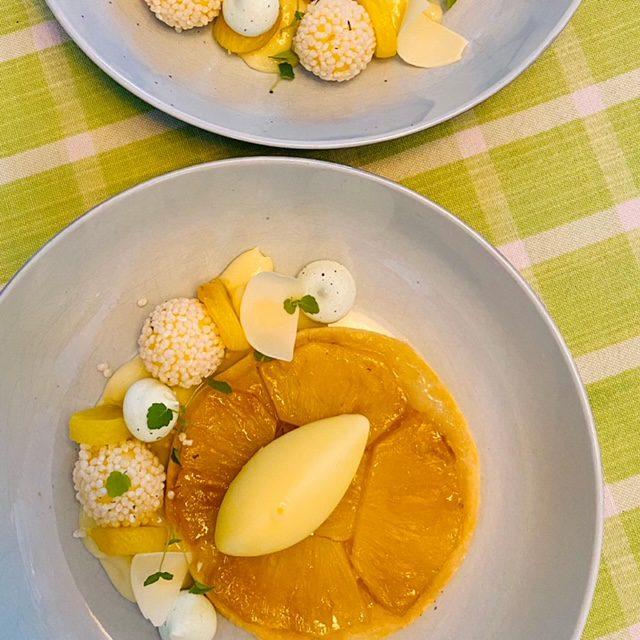 ananas tarte tartine sterrenchef box