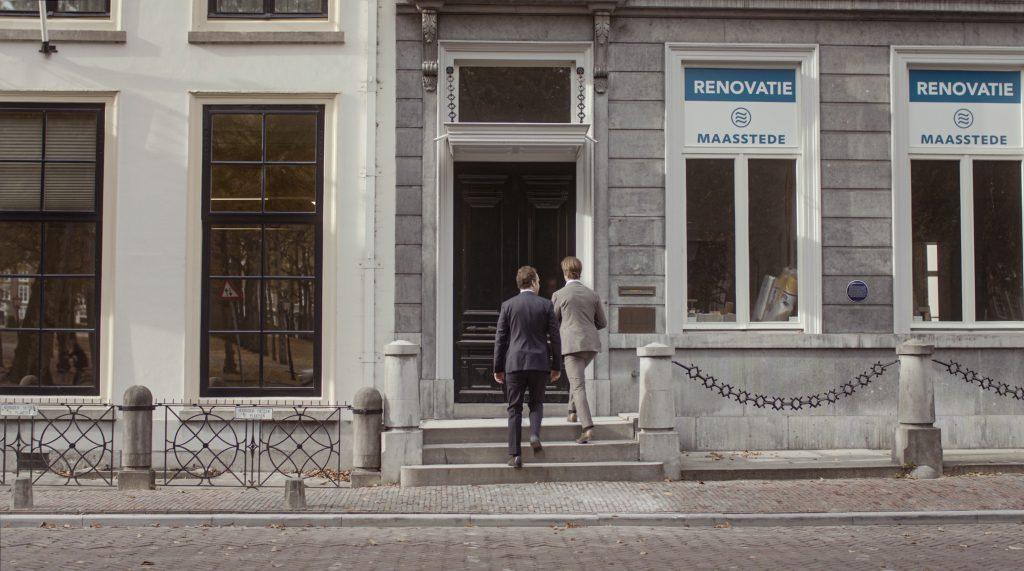 Maasstede film Bij Ons In De Residentie